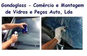 Gondoglass - Comércio e Montagem de Vidros e Peças Auto Lda - Gondomar