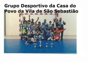Grupo Desportivo da Casa do Povo da Vila de São Sebastião