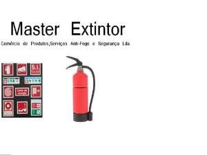Master Extintor - Comércio de Produtos e Serviços Lda